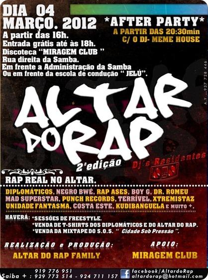 Altar do Rap