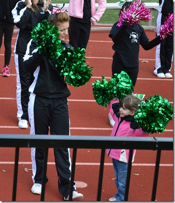 Oct 27 2012 Eagle Game Cheering 067 edited