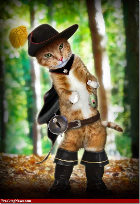 El Gato con Botas,El gato maestro,Cagliuso, Charles Perrault,Master Cat, The Booted Cat,Le Maître Chat, ou Le Chat Botté (118)