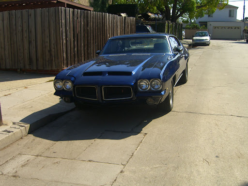 Pontiac LeMans GTO 1972
