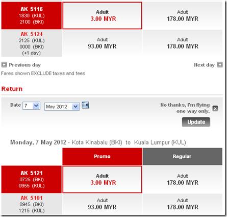 Airasia RM3