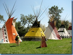 9299 Alberta Calgary - Calgary Stampede 100th Anniversary - Indian Village