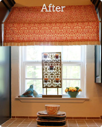 Indoor Awning Tutorial + A Giveaway Winner