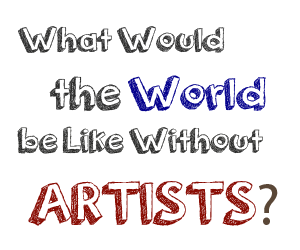 world without artists