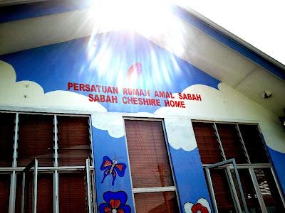 Sehari di Sabah Cheshire Home