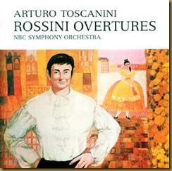 Rossini Oberturas Toscanini