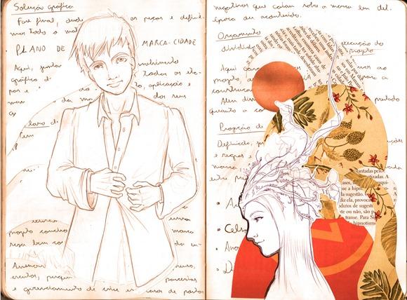 Sketch colagem 1