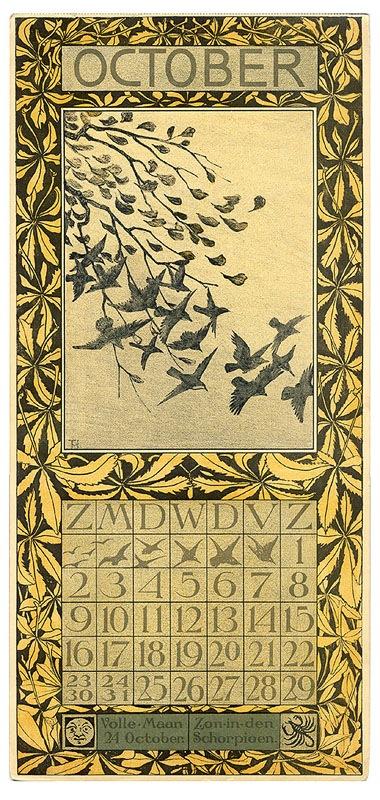 Kalenderblad_oktober_1904