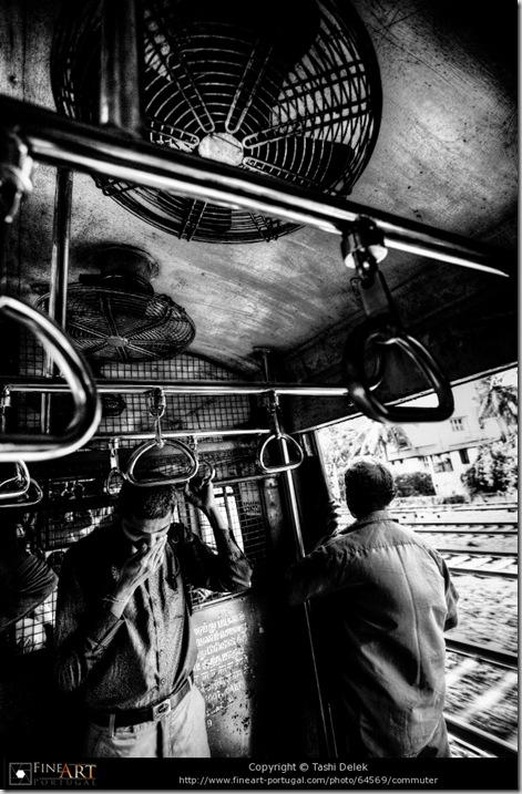 Commuter © Tashi Delek
