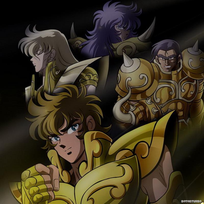 Los Santos de Oro