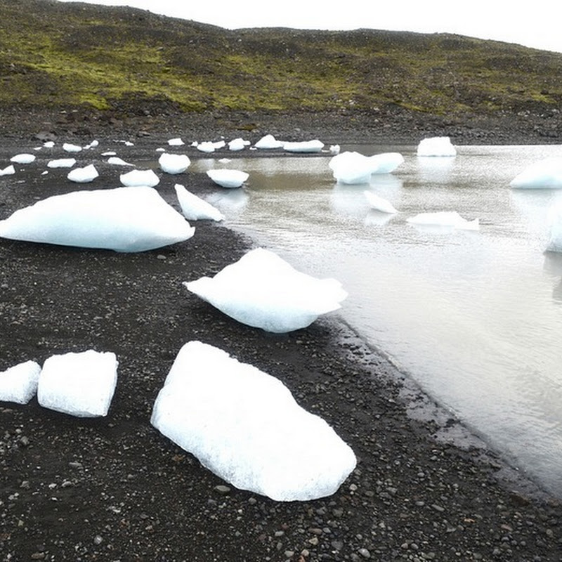 Jokulsarlon: The Lake of Glaciers