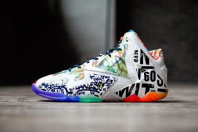 nike lebron 11 gr what the lebron 6 03 A Closer Look at the Nike LeBron 11 What the LeBron