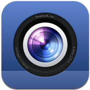 Facebook App for iPhone - logo