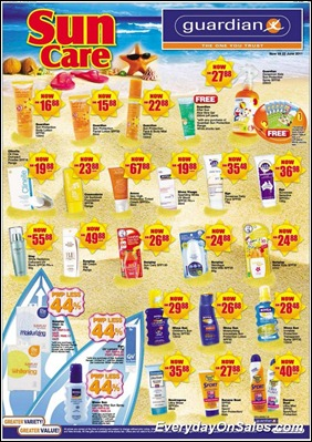 guardian-suncare-promotion-2011-EverydayOnSales-Warehouse-Sale-Promotion-Deal-Discount