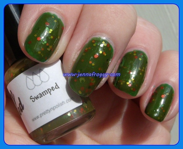 Pretty & Polished Swamped (2)