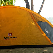 Tent in Lihaga