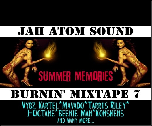 Burnin´Mixtape Vol. 7