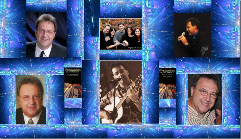 In Loving Memory Stephen Hill 1956-2012. Images, Stephen Hill, Family and Production Services. Collage - Music