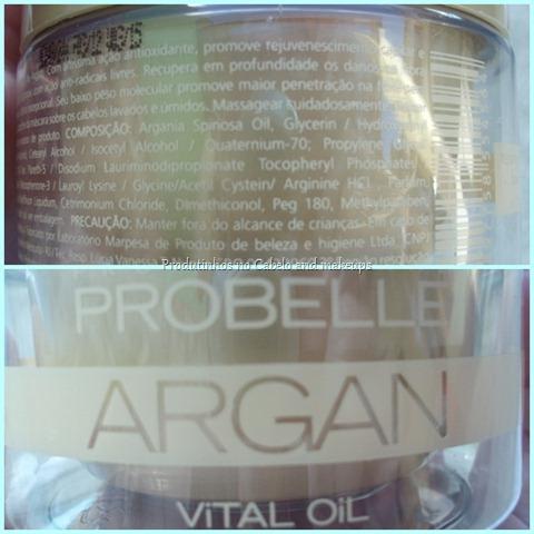 Mascara Probelle Vital Oil