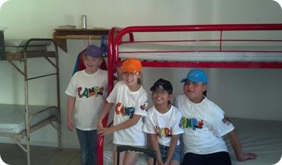3rd grade camp5