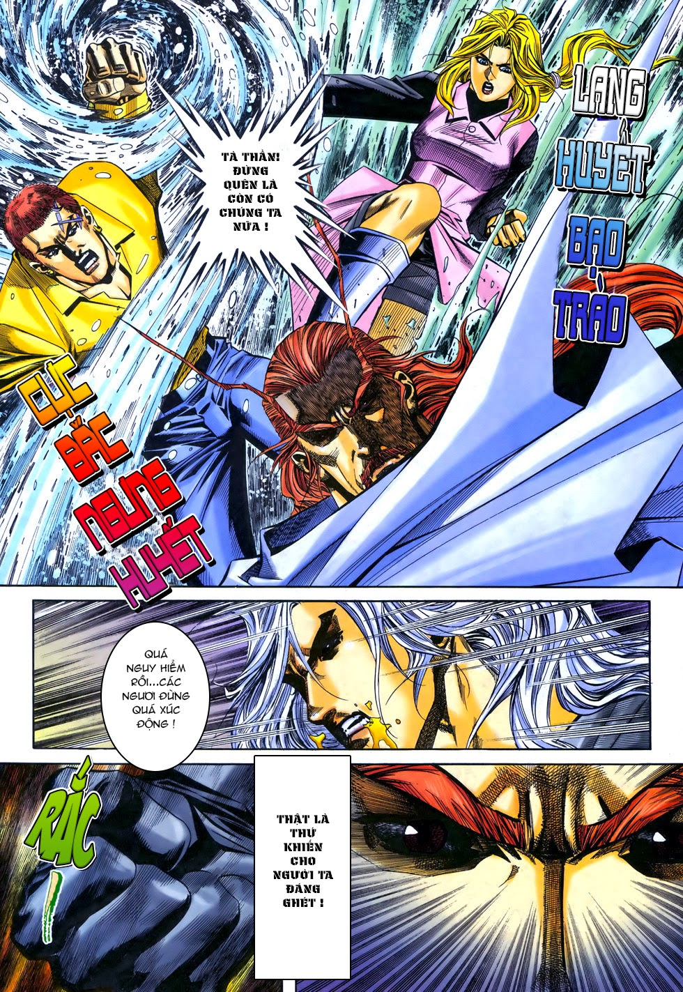 X Bạo Tộc chap 67 - Trang 23