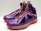 nike lebron 10 gr allstar galaxy 2 01 Release Reminder: Nike LeBron X All Star Limited Edition