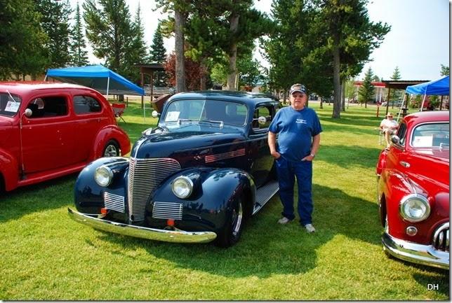 08-02-14 B West Yellowstone Car Show (52)