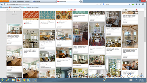 pinterest living dining room