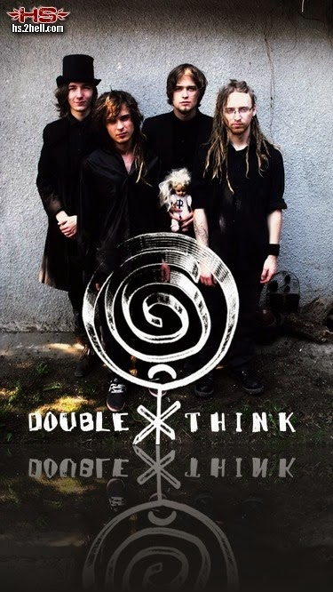double think band