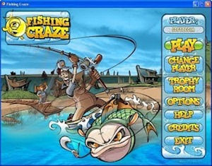 Free Download Fishing Craze - Mancing Mania