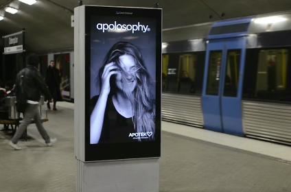 Creatividad publicitaria apotek