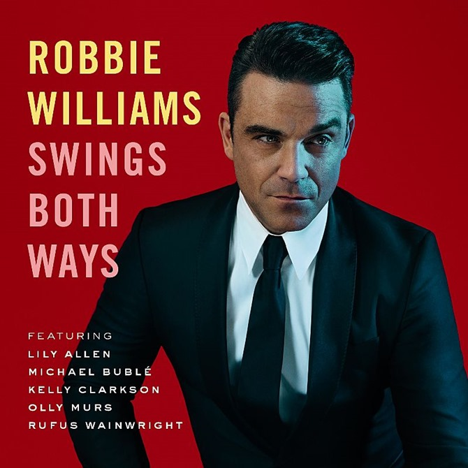 3724869 - Robbie Williams - Swings Both Ways Deluxe Edition- CD