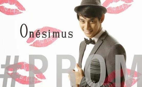 Luis Hontiveros Onesimus Prom 2015
