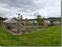 ColonyFarm garden