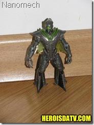 nanomech Bonecos Ben 10 Força Alienígena - brinquedos