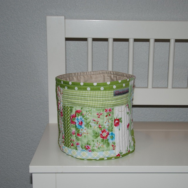 Fabric Basket Meike