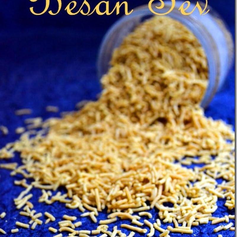 Besan Sev | Diwali Recipes