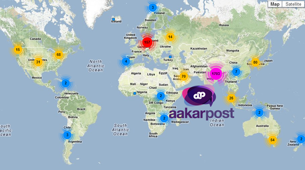 baburam-twitter-followers-map