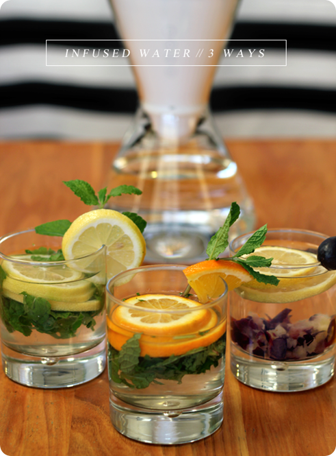 INFUSED_WATER_3_WAYS_FROM_BUBBYANDBEAN