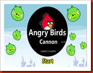 Angry Birds Cannon  