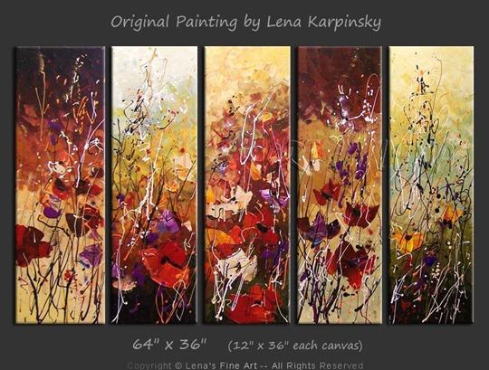 Краска-Лена Карпинского