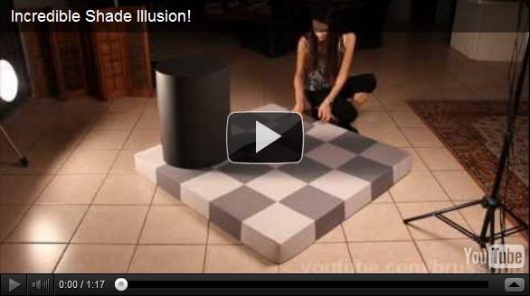 Ilusión Óptica: es blanco o negro? 1