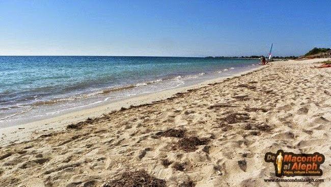Visitar Playa Ancón Trinidad Cuba 1