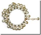 Filigree Pearl Bracelet