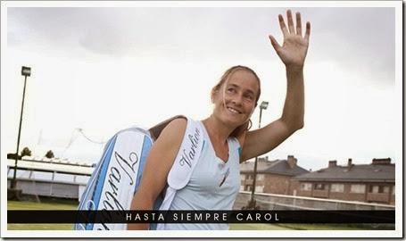 Carolina Navarro abandona VARLION. Jugadora y firma se separan de mutuo acuerdo después de 8 años de éxitos.