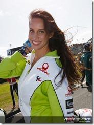 Paddock Girls Iveco Australian Grand Prix 16 October 2011 Phillip Island Australia (30)