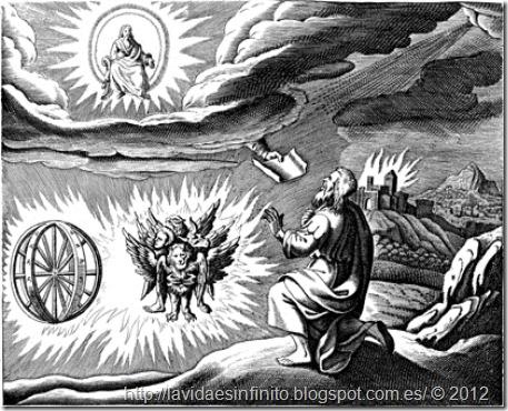 Astronautas de Ezekiel
