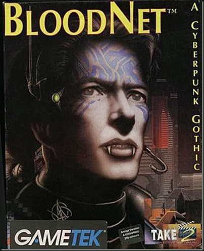 Blood Net Amiga