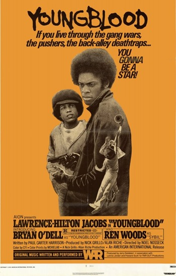 youngblood 1978 movie poster