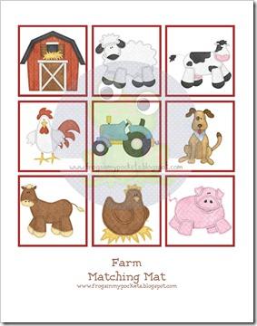 farm matching mat